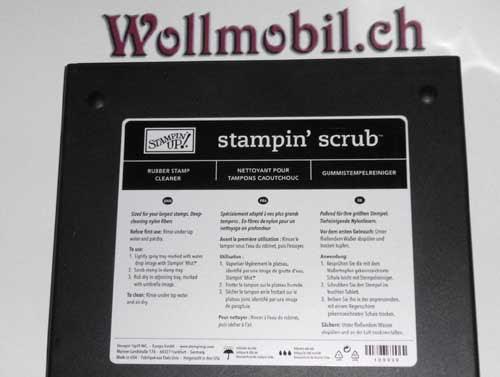 Stampin' Scrub von Stampin Up