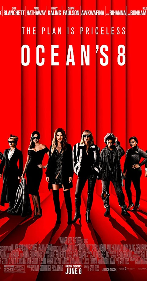 Ocean's Eight (2018) 480p 720p 1080p BluRay English Full Movie