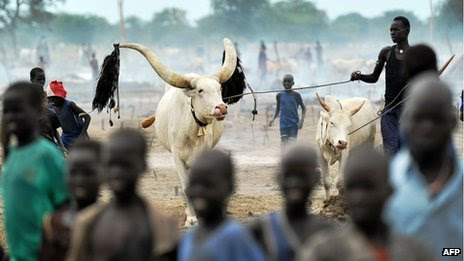 NUER PEOPLE: ONE OF THE AFRICA`S MOST SKILLED FIGHTERS