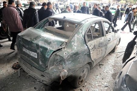 Syria has been hit by a series of bomb attacks in the capital of Damascus. The US and other imperialist states have led a destabilization effort against the Middle Eastern nation. by Pan-African News Wire File Photos