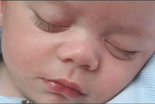 public domain baby photo
