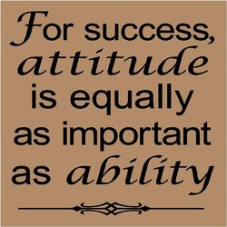Quotes About Attitude And Success 84 Quotes