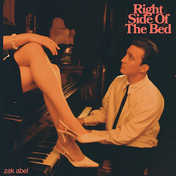 Zak Abel - Right Side Of The Bed - Single [iTunes Plus AAC M4A]