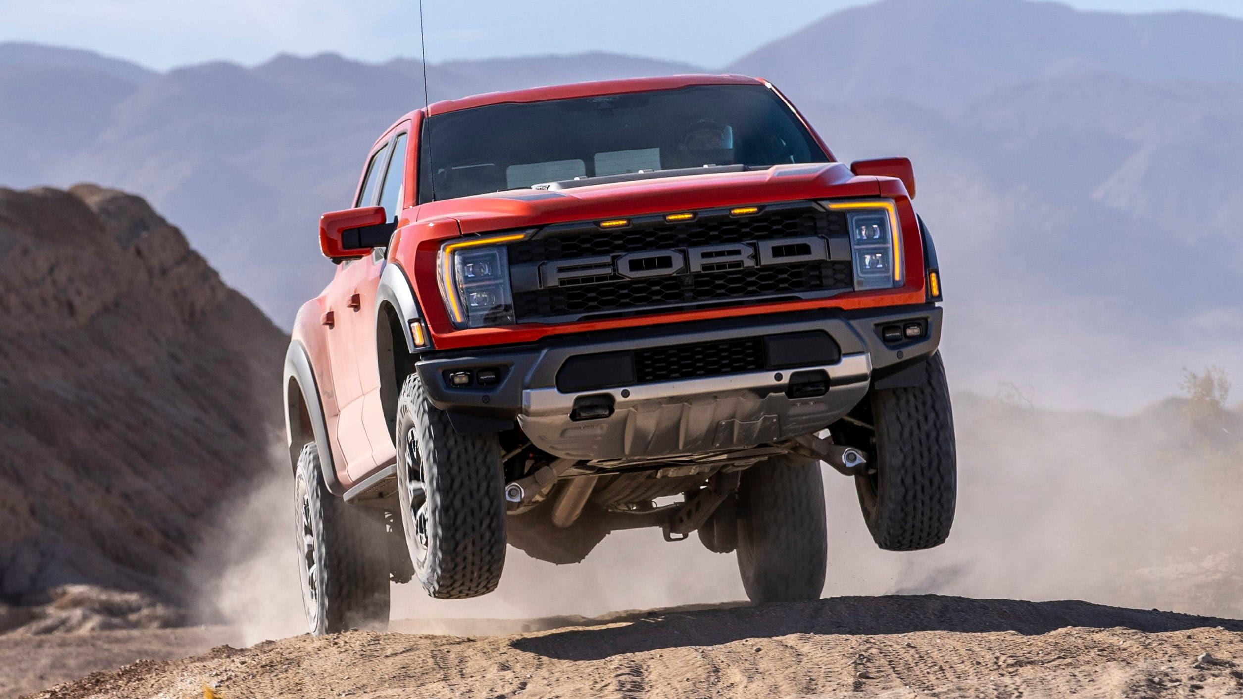 2021 Ford F-150 Raptor: Ranger Raptor's bigger brother ...