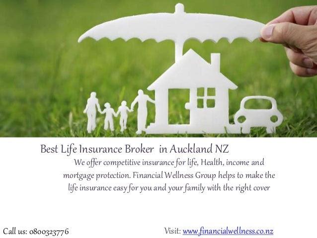 Best life insurance broker trauma cover in auckland nz
