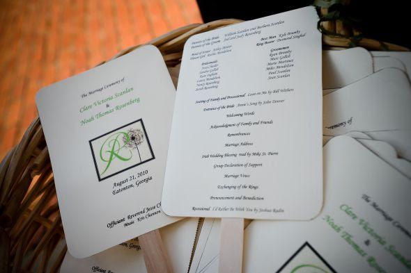 Post your Program and Template wedding ClareNoahWedding 014