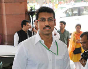 Government will keep its promise of one rank, one pension: Union minister Rajyavardhan Singh Rathore