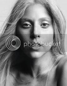 Lady Gaga Harpers Bazaar October 2011