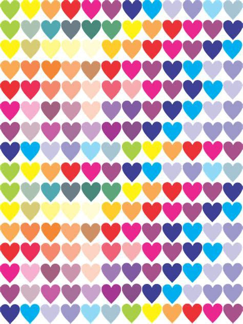 Free vector graphic: Heart, Love, Color, Colorful   Free