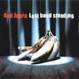 Red Zebra - Last band standing - CD-