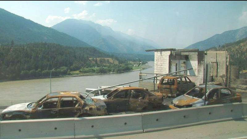 Transportation Safety Board finds no link between train activity and Lytton fire