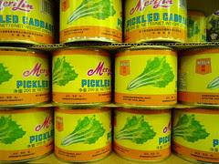 MeriLin Pickled Cabbage