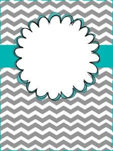1000+ ideas about Binder Cover Templates on Pinterest | Binder ...