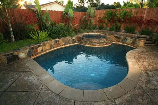 Tropical Pool - Solvang, CA - Photo Gallery - Landscaping Network