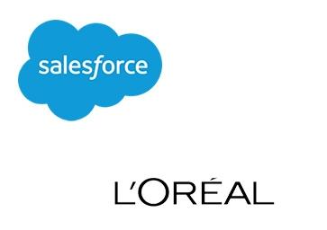 Loreal Hires Salesforce In Global Digital Push