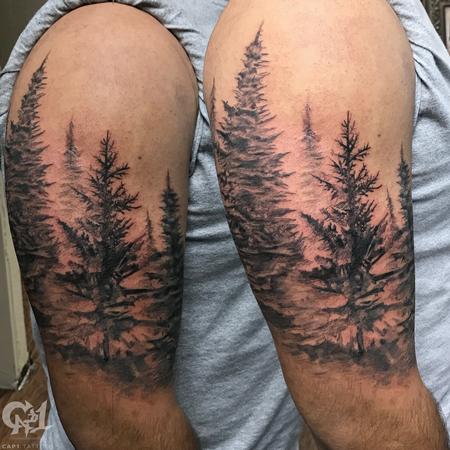 Cap1 Tattoos Nature Tree Tattoos Page 1