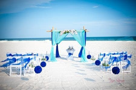 elegant beach weddings  gulf shores orange beach
