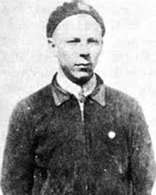 El brigadista canadiense Jules Paivio.