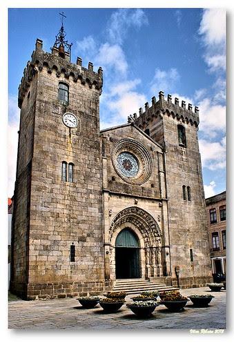 Sé de Viana do Castelo by VRfoto