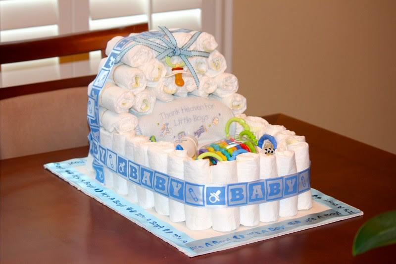 Boy Baby Shower Decorating Ideas Elitflat