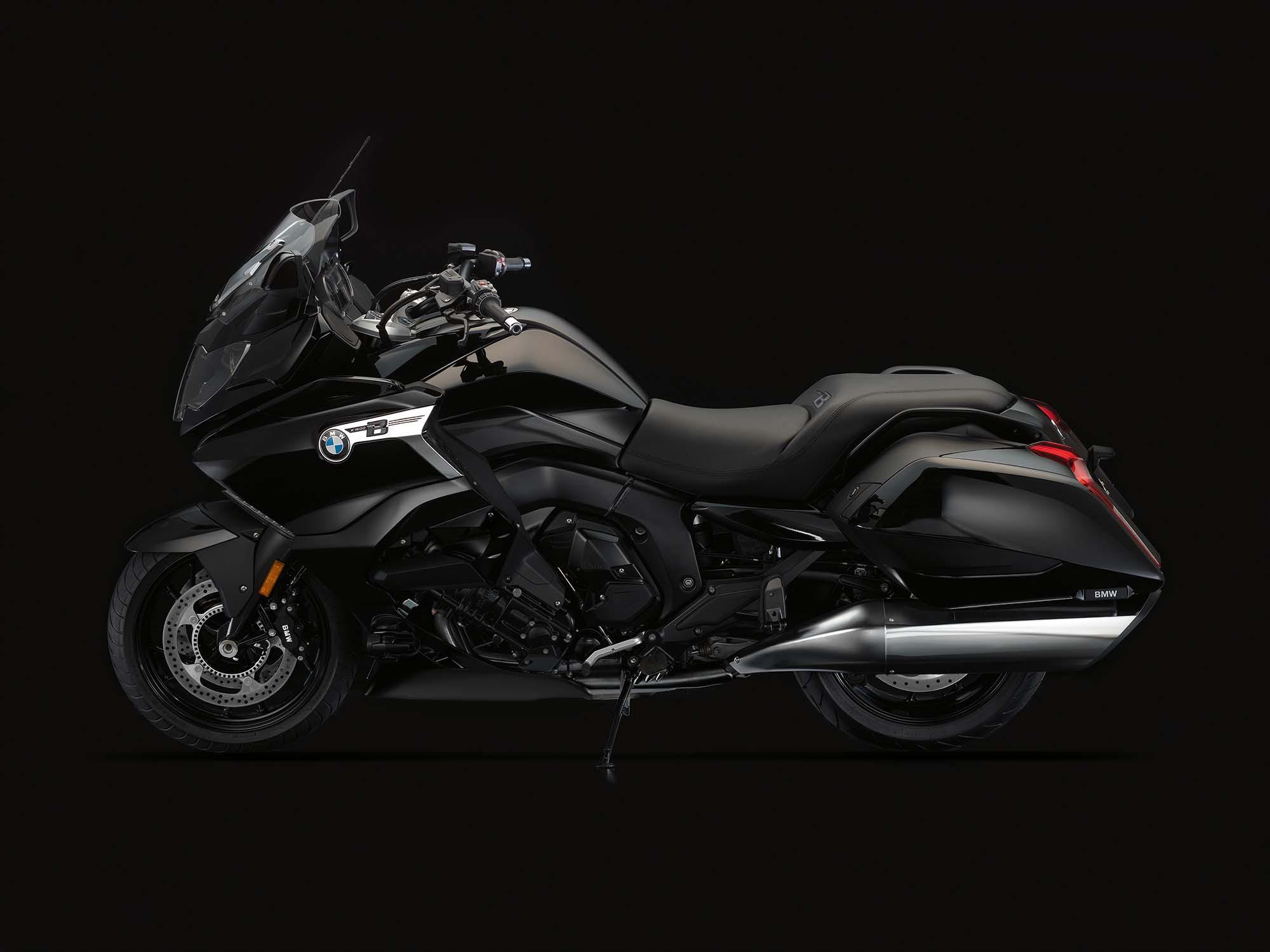 BMW 1600 GTL Motorcy