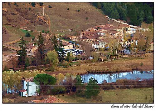 Soria, al otro lado del río