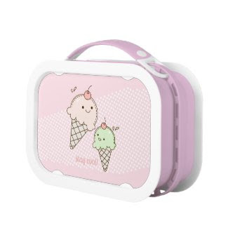 Stay Cool {ice cream} Lunch Box