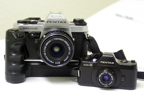Pentax Auto 110