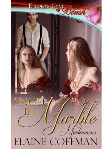Angel in Marble: 1 (Mackinnons) by Elaine Coffman