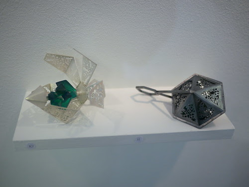 Glasgow School of Art - Jewellery and Silversmithing Degree Show 2013 - Katherine Duncan - 1