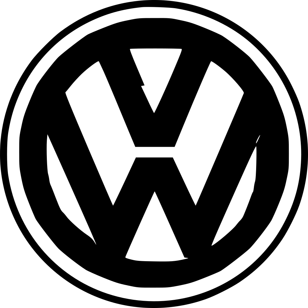 Vw Volkswagen Auto Logo Brand Label Automobile Svg Png ...