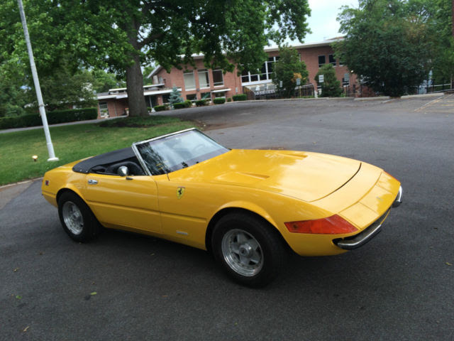 Ferrari Daytona Replica Classic Ferrari Other 1979 For Sale