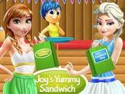 جوي تطبخ سندوتشات طازجة