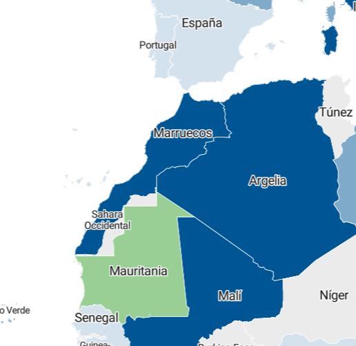 eldiario.es incluye en el mapa de Marruecos el Sáhara Occidental