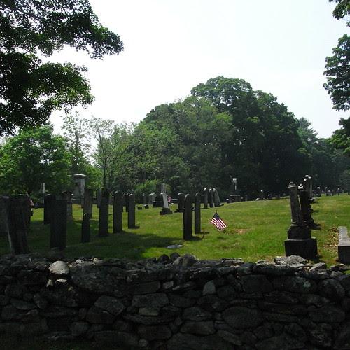 Mill Cemetery, Meriden, NH