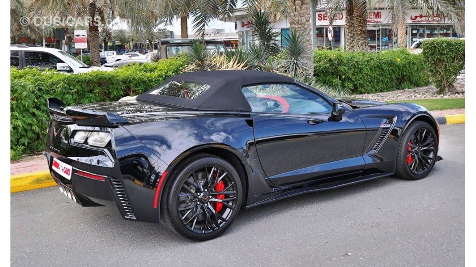Chevrolet Corvette Convertible Z06 For Sale Aed