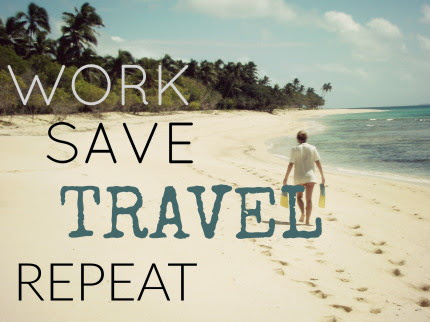 21 Quotes About Work And Travel Gone Workabout