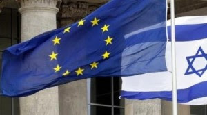 vlaggen-EU-Israel
