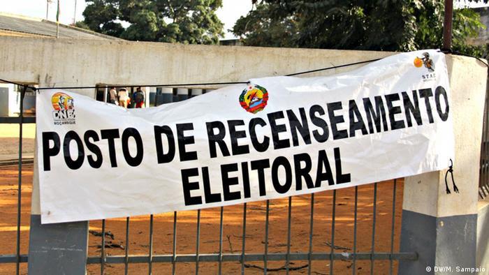 Resultado de imagem para eleições em moçambique