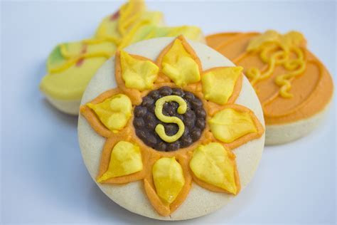 A Unique Fall Wedding   Cookies by Design Blog