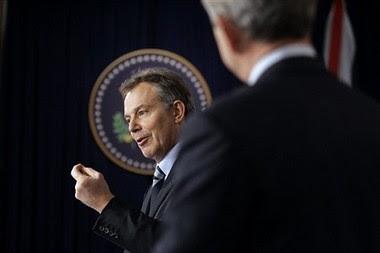 Bush & Blair, 12.7.06    2