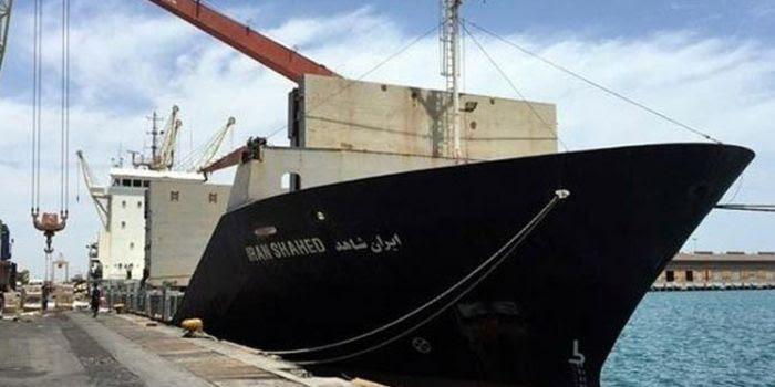L'Iran ha minacciato una guerra in caso di ispezione della sua nave cargo diretta in Yemen