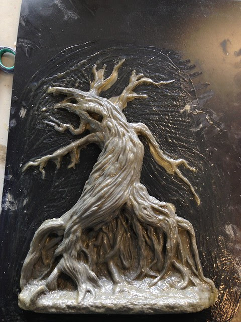 Door Project: The Tree of the Dead
