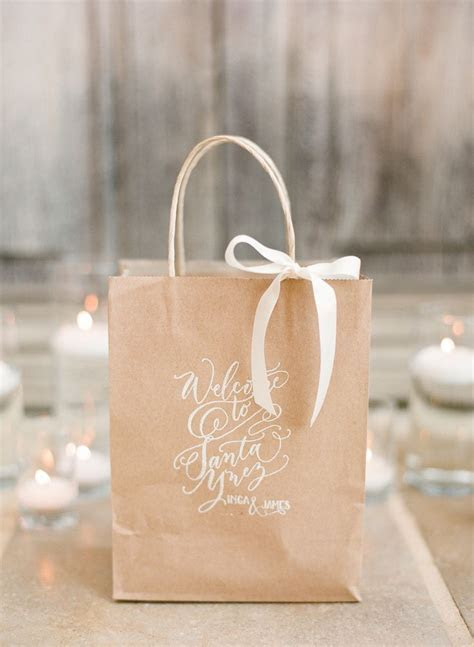 17 Best ideas about Wedding Welcome Baskets on Pinterest