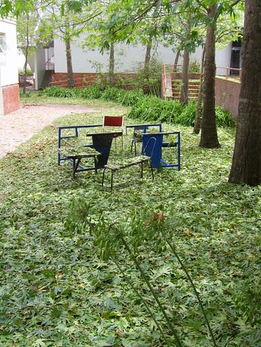 greening the art school