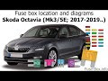 Fuse Box For Skoda Octavia