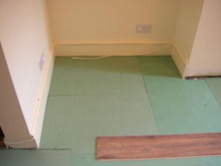 Best Underlay For Laminate Flooring On Floorboards The Expert