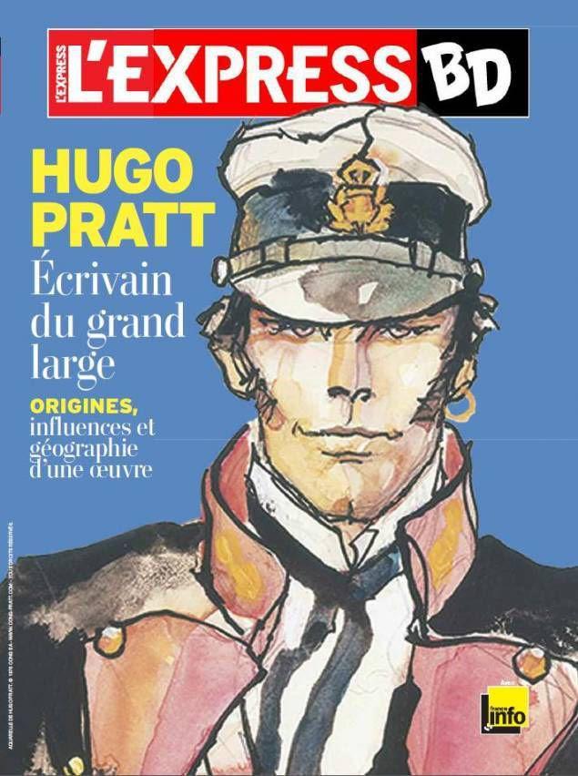 Hugo Pratt en express