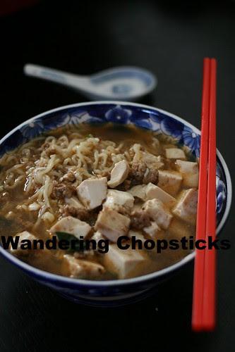 Mapo Tofu Ramen 2