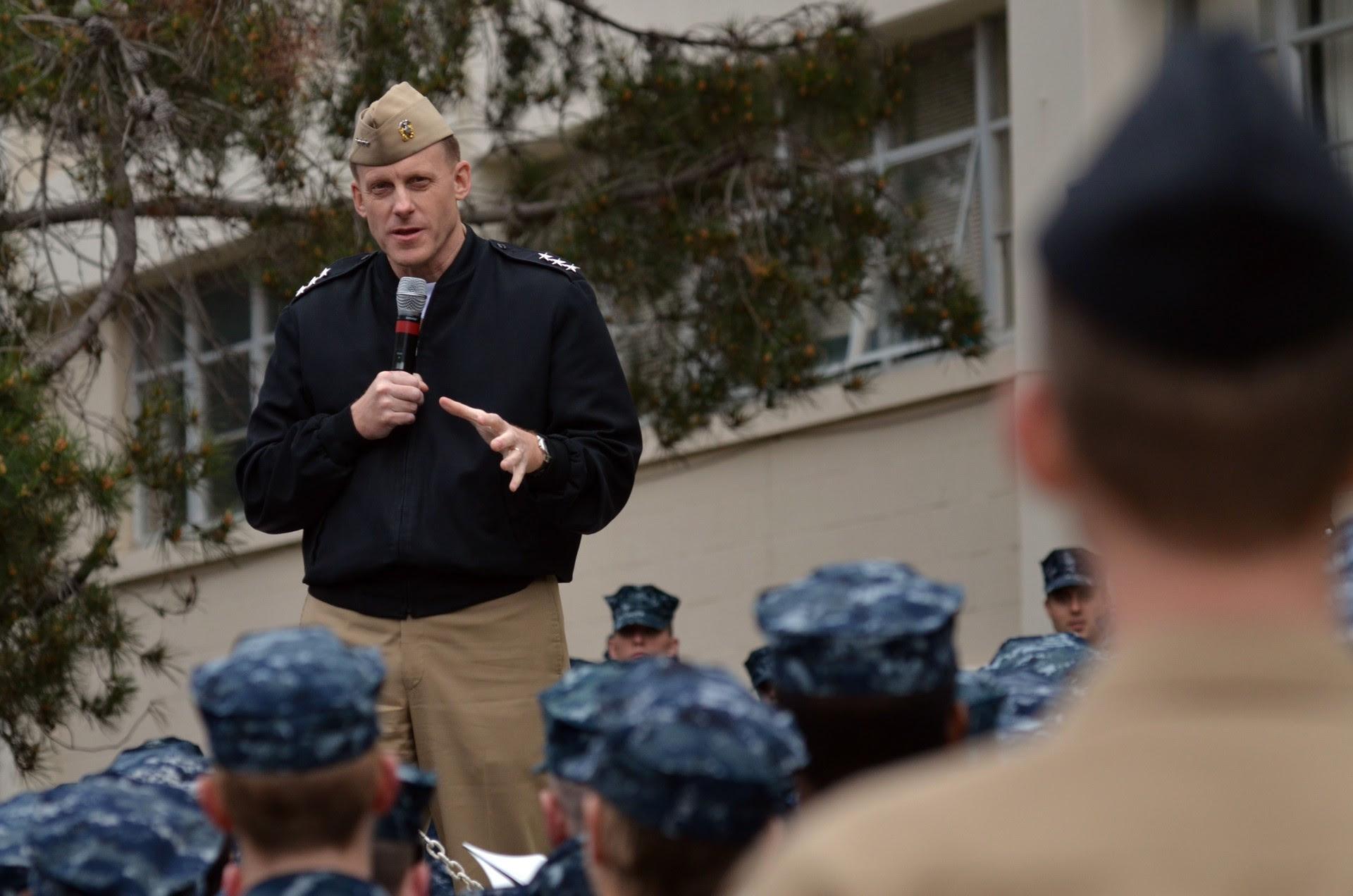 Futuro diretor da NSA é veterano da Marinha (Foto: Wikimedia Commons)